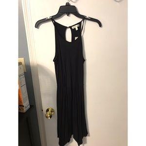 Dresses & Skirts - High neck black dress. Size X small